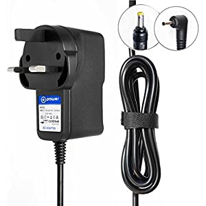 T POWER (2M Cord Ac Adapter Charger for Tommee Tippee Closer to Nature Digital Video and Movement Baby Monitor & Camera 441010 1094SP 1094SB Parent Unit Power Supply   7