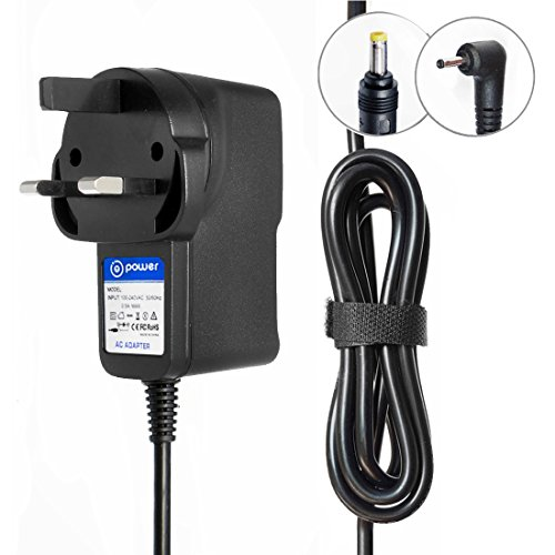 T POWER (2M Cord Ac Adapter Charger for Tommee Tippee Closer to Nature Digital Video and Movement Baby Monitor & Camera 441010 1094SP 1094SB Parent Unit Power Supply  T POWER for Tommee Tippee