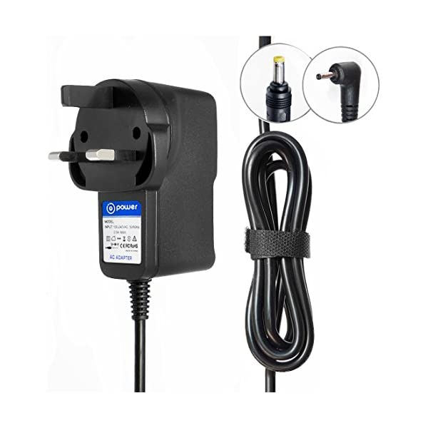 T POWER (2M Cord Ac Adapter Charger for Tommee Tippee Closer to Nature Digital Video and Movement Baby Monitor & Camera 441010 1094SP 1094SB Parent Unit Power Supply T POWER POWER SPECS : Input Voltage Range: AC 100V - 240V Compatible with: Tommee Tippee Baby Monitor 1094SP 1094SB Parent Unit Closer to Nature Tommee Tippee Closer to Nature Digital Video and Movement Baby Monitor & Camera ( 441010 ) 1