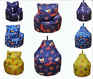 Ready Steady Bed Kids Children's Football & Characters Bean Bags & Chairs Filled! Available In A Choice Of Designs! Character Name: Bakugan Bean Chair