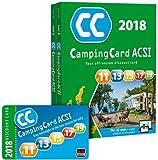 CampingCard 2018 GPS 20 countries ACSI - conjunto de dos libros (Tomo I y II)