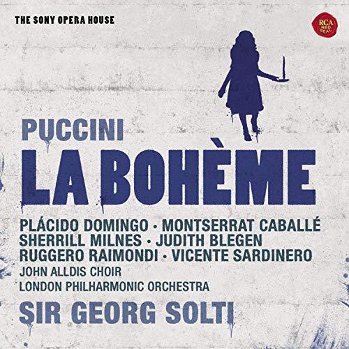 Puccini: la Bohème - the Sony Opéra House