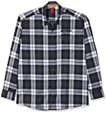 s.Oliver Big Size Herren Business Hemd 15708214064, Grau (Sun Bleached Grey 91N4), XX-Large