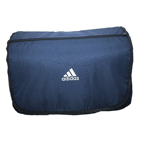 ADIDAS MASSENGER BAG (BLUE)  available at amazon for Rs.865
