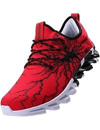 BLOOMNEXT Zapatillas de Running Padel Para Hombre 39-46 con 3 Colores