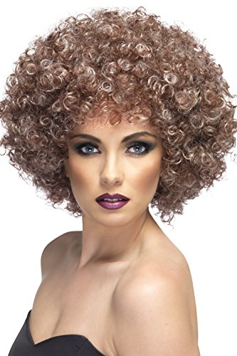 Natural Afro/Perm Wig for 70s dress-up.