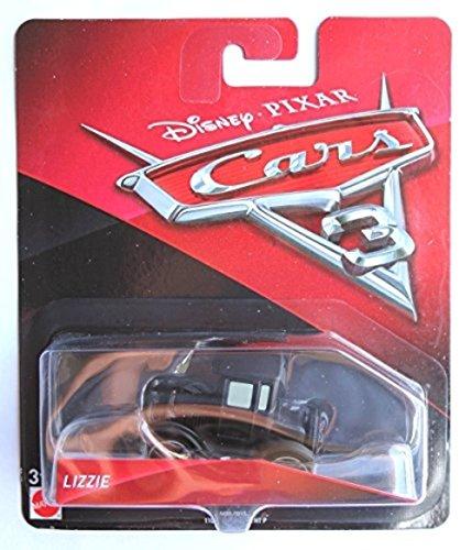 Disney Pixar Cars FJH99 Disney Cars 3 Die-Cast Lizzie Fahrzeug