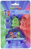 AMSCAN PJ Masks Birthday cake Candles One Size Blue, Red, Green