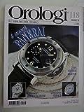 'OROLOGI Le Misure del Tempo - Maggio 1998 n.° 118'