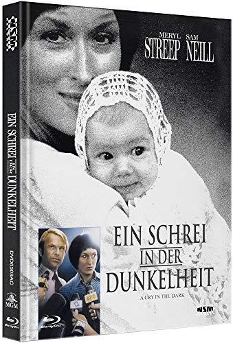 Schrei in der Dunkelheit - A Cry in the Dark [Blu-Ray+DVD] - uncut - auf 111 Stück limitiertes Mediabook Cover C