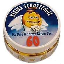 Kleine Schutzengel   Pillen Zum 60. Geburtstag (Traubenzucker)