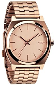 Reloj Nixon Unisex Esf. y correa rose de Nixon
