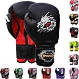 Farabi Dragon Boxing Gloves 16 Oz