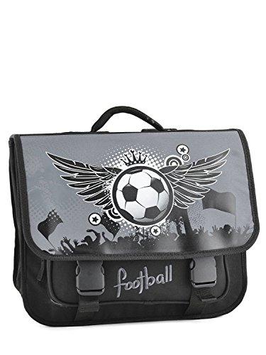 Cartable Scolaire Alistair - 38cm - Garçon - Football