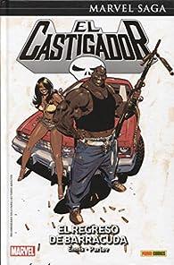 El Castigador 8. El regreso de Barracuda par Garth Ennis