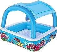 bestway canopy play pool 52192