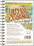Pro-Art Paper Strathmore Visual Journal Mixed Media Vellum 5.5-inch x 8-inch, 34 Sheets