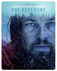 Revenant - Redivivo (Blu Ray Steelbook)