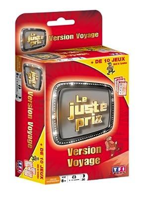TF1 Games - 1082 - Jeu de société - Le Juste Prix - Voyage