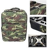 Together® Camuflaje Mochila Estuche portátil bolsa de transporte para aviones no tripulados DJI Phantom 2/3 Phantom