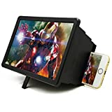 Best Accessory Power iPhone 5 Screen Protectors - Qualtos™ Portable F2 Screen 3D Magnifier Enlarger St Review
