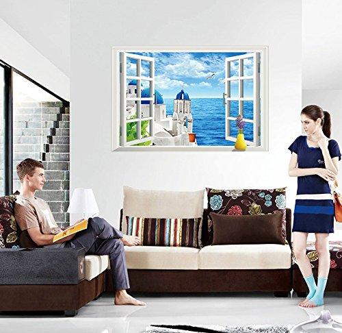 ufengker-3d-spezialeffekte-blaue-agais-im-falschen-fenster-wandsticker-wohnzimmer-schlafzimmer-entfe