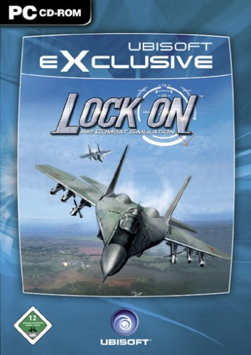 Lock On - Air combat Simulation [Ubi Soft eXclusive] (Pc Air-combat-spiele)