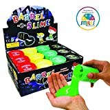 #2: Smiles Creation Barrel-O-Slime Toy for Kids- Set of 12