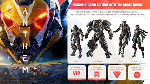 Anthem Legion of Dawn Edition  galerija