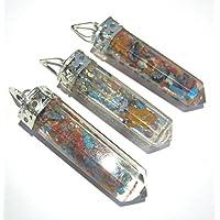 Hervorragende Viel Drei Chakra Orgonite Pointer Anhänger Fashion Jewelry Zubehör Wellness Herren Frauen Geschenk... preisvergleich bei billige-tabletten.eu