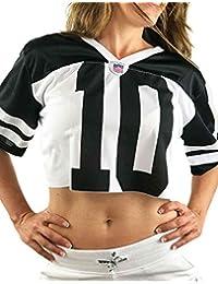 UISSOS Camiseta Futbol Americano para Mujer diseño Estampado número ... aa8b0d802e1a9
