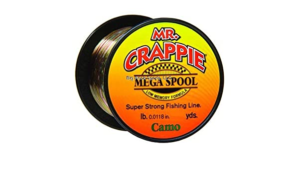Lew/'s MC6CM Mr Crappie Mega Spool NEW