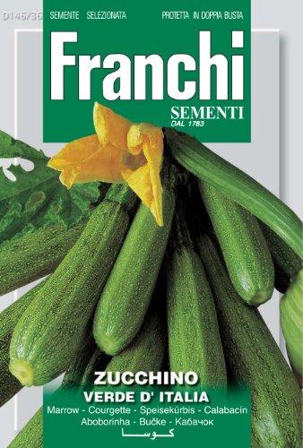 Franchi Courgette verte d'Italie