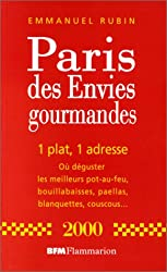 Paris des envies gourmandes