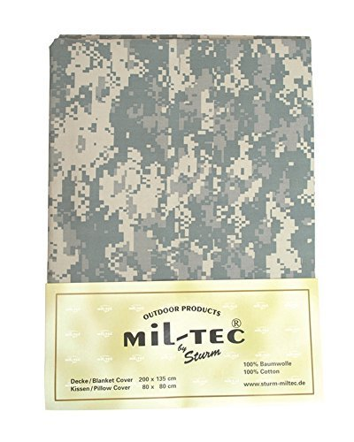 Mil-Tec Bettwäsche 2-Tlg.Co at-digital