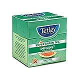 #10: Tetley Super Green Tea, Immune, 10 Tea Bags