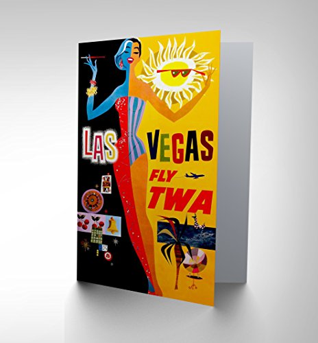 new-travel-twa-airline-las-vegas-nevada-gambling-glamour-greetings-card-cp1363