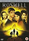 Roswell Series 2 [Reino Unido] [DVD]