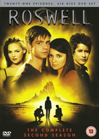 Roswell Series 2 [Reino Unido] [DVD]