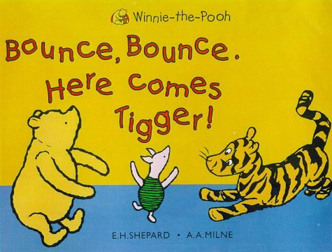 Bounce bounce! Here comes Tigger