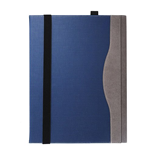 "Preisvergleich Produktbild Laptop Shell Hülle Schutzhülle Flip Case Cover für Microsoft Surface Book / Surface Book Performance Base Case13.5"" Tablet Hülle Folio Case Tasche Skins Einzigartige abnehmbare Blau"
