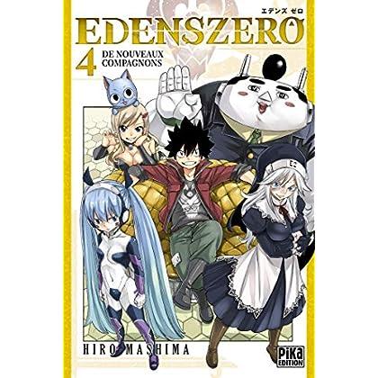 Edens Zero T04: De nouveaux compagnons