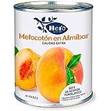 Hero - Melocotón En Almibar - Conserva de frutas - 500 g - [Pack de 12]