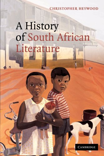 A History of South African Literature Paperback
