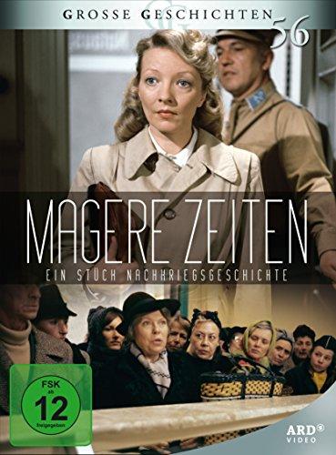 Magere Zeiten - die komplette 16-teilige Serie (Große Geschichten 56 -Neuauflage) [3 DVDs]