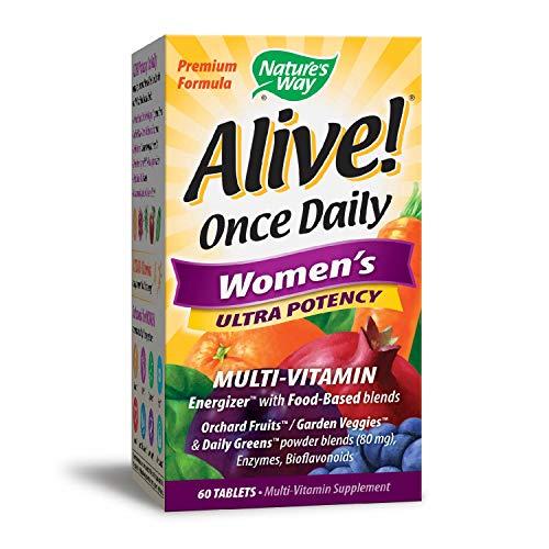 Nature 's Way Alive. Einmal täglich Frauen 'S Ultra Potenz (60Tabletten) -
