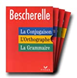 Etui Bescherelle: La Conjugaison- L'Orthographe- La Grammaire