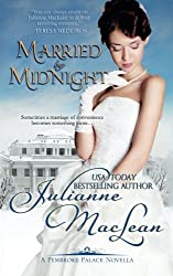 Married By Midnight: A Pembroke Palace Novella by Julianne MacLean (2012-07-13)