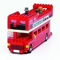 nanoblock NAN-NBH080 London Tour Bus