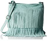 Bags4Less Damen Tipsi Umhängetasche, Grün (Mintgrün), 10x30x30 cm